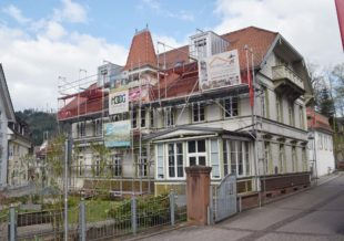 Umbau der Kirchlichen Sozialstation St. Raphael bald abgeschlossen