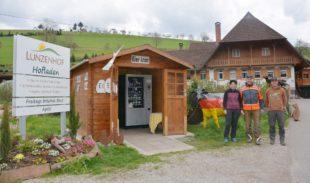 Der Lunzenhof in Oberharmersbach bietet seine Produkte im 24-Stunden-Verkaufsautomaten an