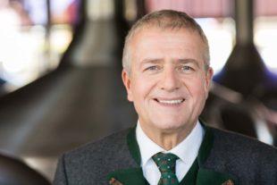 Peter Liebert geht nach 25 Jahren bei Erdinger in den Ruhestand