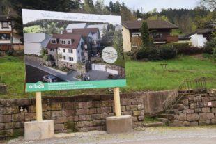 Baulücke mitten im Dorf wird geschlossen