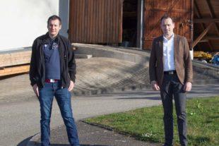 Martin Retzbach ist neuer Bademeister in Oberharmersbach