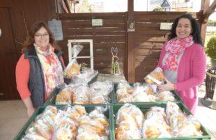 Oster-Überraschung für die Grundschüler aus Biberach und Prinzbach