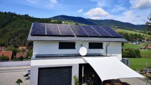 Für Hausbesitzer wird es immer attraktiver, sich selbst mit Solarstrom zu versorgen