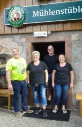 »Mühlenstüble« ist ab dem morgigen Pfingstsamstag wieder geöffnet