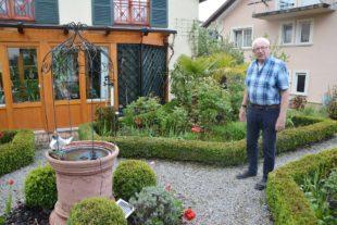 Dieter Naderhoff fühlt sich in seiner Wahlheimat rundum wohl