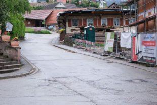 Gemeinderatssitzung im Zeichen von Beton und Asphalt