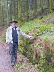 Trockenmauern sind historisch wie ökologisch von Bedeutung