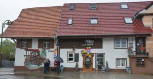 Café Mühle feierte Eröffnung