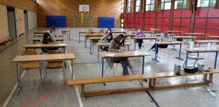 So laufen die Abiprüfungen 2021 am Marta-Schanzenbach-Gymnasium