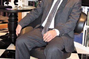 Hans-Jürgen Friedmann feiert am Sonntag seinen 75. Geburtstag