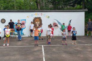 Der TC Oberhamersbach gründet eine Ballschule