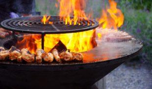 Fünf Tipps zum sicheren Umgang mit Grills und offenen Feuerstellen