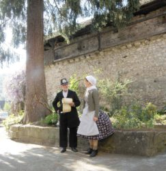 Erlebnis-Führung in Zell am Harmersbach:  »Hesch's schu g'hört«