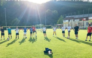 ZFV startet mit Vorbereitung bei der SG Prechtal/Oberprechtal