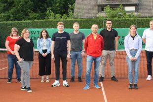 Tennisclub geht mit bewährtem Team in die Zukunft