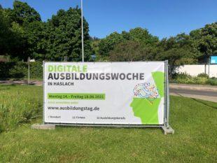 Digitale Ausbildungswoche in Haslach