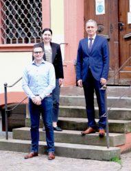 Jürgen Echle verstärkt das Hauptamt