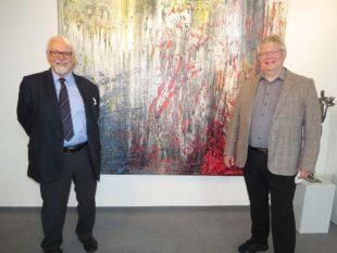 Ausstellung »Bewegung und Farbe«