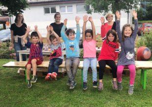 Kindertagesstätte »Fliegerkiste« hat sechs Kinder in die Schulzeit entlassen