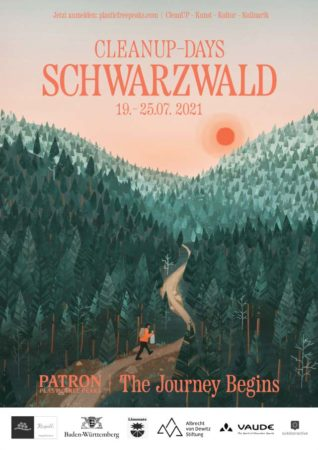 Kultur- und Stadtmarketing Zell am Harmersbach: »Schwarzwald CleanUP Days«