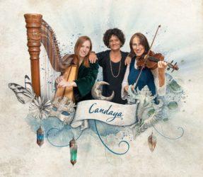 Sommernachtsträume und Sternenfunkeln mit dem Trio »Candaya«