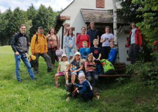 Familien des Alpenvereins erkundeten Annis Schwarzwaldgeheimnis