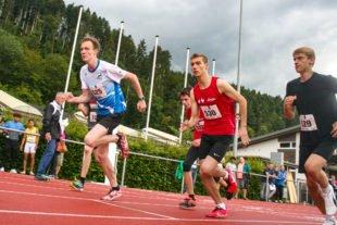 Langstreckenabend im Sportpark Zell