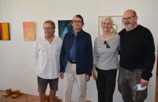 Kunstsymposium im Zeichen der deutsch-französischen Freundschaft