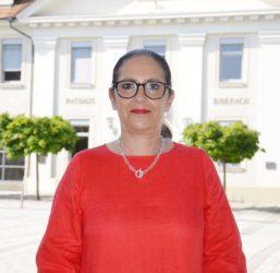 Bürgermeisterin Daniela Paletta bewirbt sich für eine zweite Amtszeit