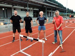 Turnverein Unterharmersbach und Turnverein Zell am Harmersbach: Sportabzeichen