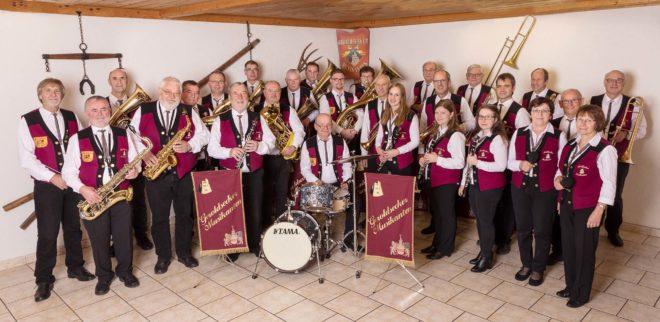 Blaskapelle »Original Geroldsecker Musikanten«: Promenadenkonzert