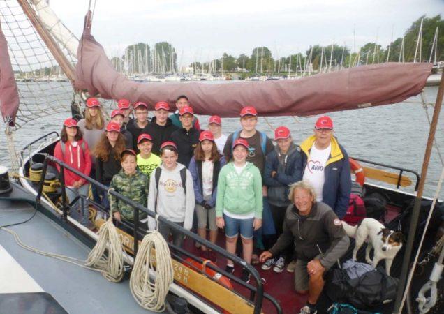 AWO Ortsverein Zell am Harmersbach: Segelfreizeit