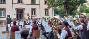 Miliz- und Trachtenkapelle bot ein fantastisches Musikerlebnis
