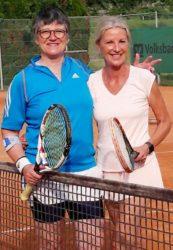 Siege für Damen 40 und Herren 65 des TC Zell 2005 zum Saisonabschluss