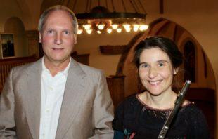 Sommermusik mit Flötistin Heike Thoma und Organist Dieter Benson