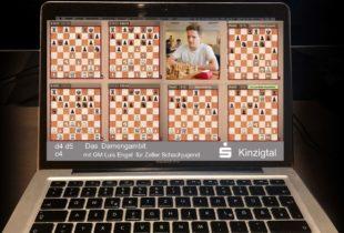 Training mit Schachgroßmeister