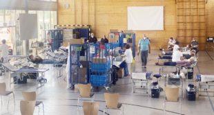179 Blutkonserven übergeben