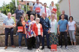 Matthias Katsch ist neuer Kreis vorsitzender der SPD Ortenau