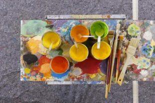 Künstlerisches Schaffen soll »Le lien – die Bindung« stärken