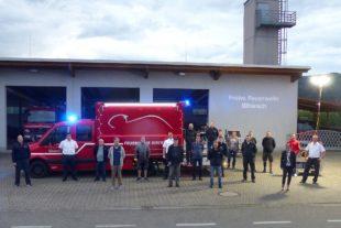 Der neue GW-T hilft der Feuerwehr Biberach bei einer Vielzahl von Einsatzszenarien