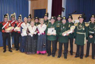 Vorderladergewehre nach historischem Vorbild für die Freiwillige Bürgerwehr der Stadt Zell