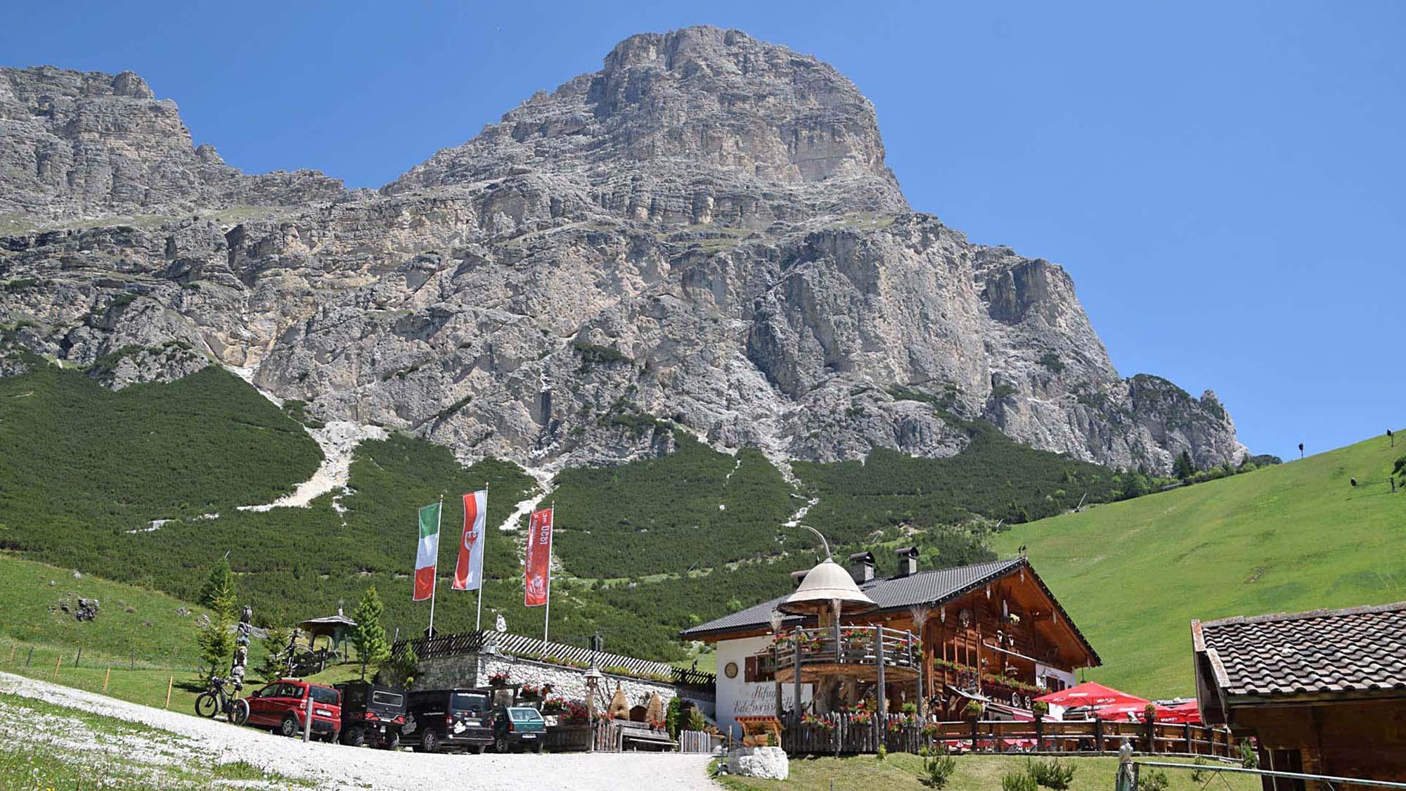 2021-8-20-NO-Franz Hube- Traumtour Dolomiten + 032 edelweisshuette-colpradat