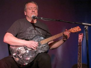 Wolfgang Kalb spielt Blues pur – back to the Roots!