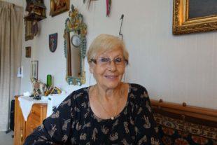 Schriftstellerin Gertrud Adelheit  Dimachki feiert 80. Geburtstag