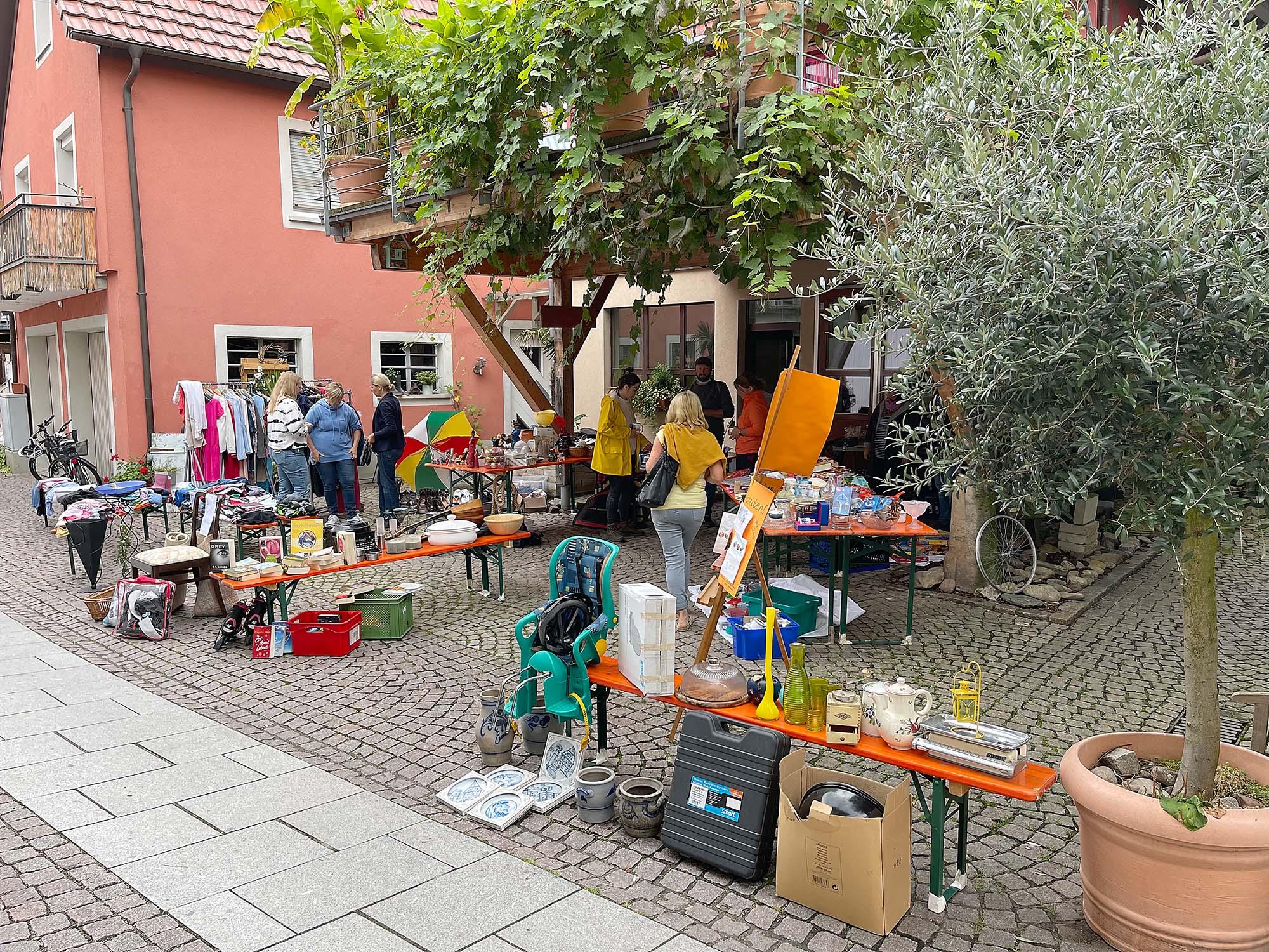 2021-9-1-HA-Messmer-Flohmarkt-Aktion- Hochwasser-FlutopferImage-3