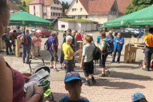 Nordracher Obstbrenner-Rallye 2021 am Sonntag