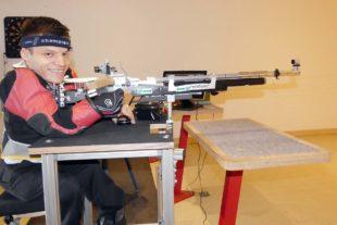 Paralympics-Teilnehmer Moritz Möbius hat den 27. Platz erreicht