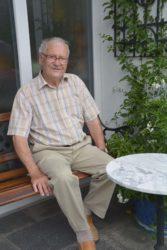 Ernst Stehle feiert 95. Geburtstag