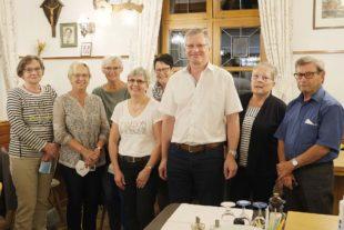 Helfer des »Sozialen Netzwerks« sind unverzichtbar geworden und aus Oberharmersbach nicht mehr wegzudenken