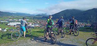 Wander- und Freizeitverein liegt mit 1.373 Kilometern in Führung